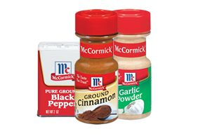 McCormick Spices, flavoring recipes old and new, is a #BlogHerFood '14 sponsor! -Momo