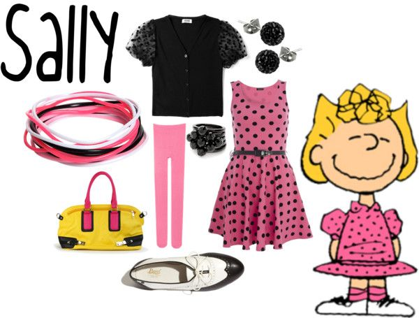 """""""Sally Brown"""" by theekissoflife on Polyvore"""