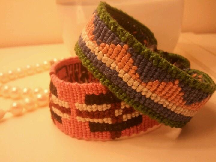 ethnic friendship bracelets