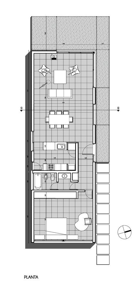 Galería - Casa PRO.CRE.AR 01 / FRAM arquitectos - 12:
