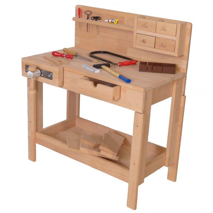 die besten 17 ideen zu kinder werkbank auf pinterest kinder werkzeugbank und spielk che. Black Bedroom Furniture Sets. Home Design Ideas