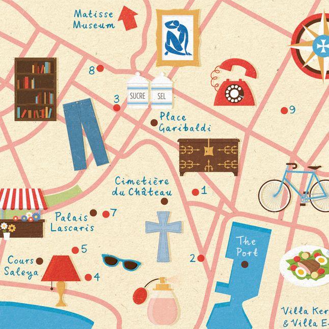15 best Cape Town tourist map images on Pinterest | Tourist map