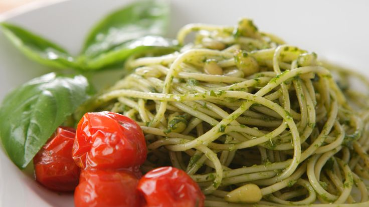 Pesto sauce, Pasta dishes and Pistachios on Pinterest