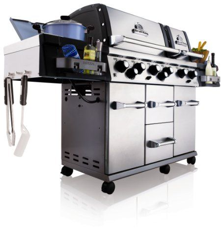 Broil King 957647 Imperial XL Natural Gas Grill with Side Burner and Rear Rotisserie Broil King http://www.amazon.com/dp/B00AWPILSG/ref=cm_sw_r_pi_dp_nN..tb0PF57B0