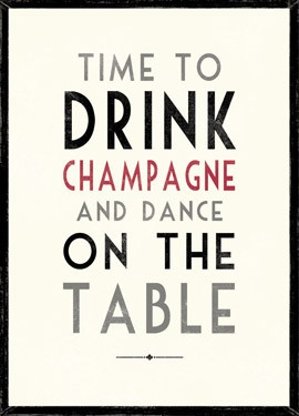 New East of India Drink Champagne & Dance on Tables ...