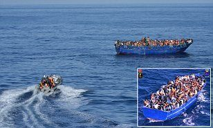 Migrant and Refugee Crisis News from Syria and Europe | Daily Mail Online
