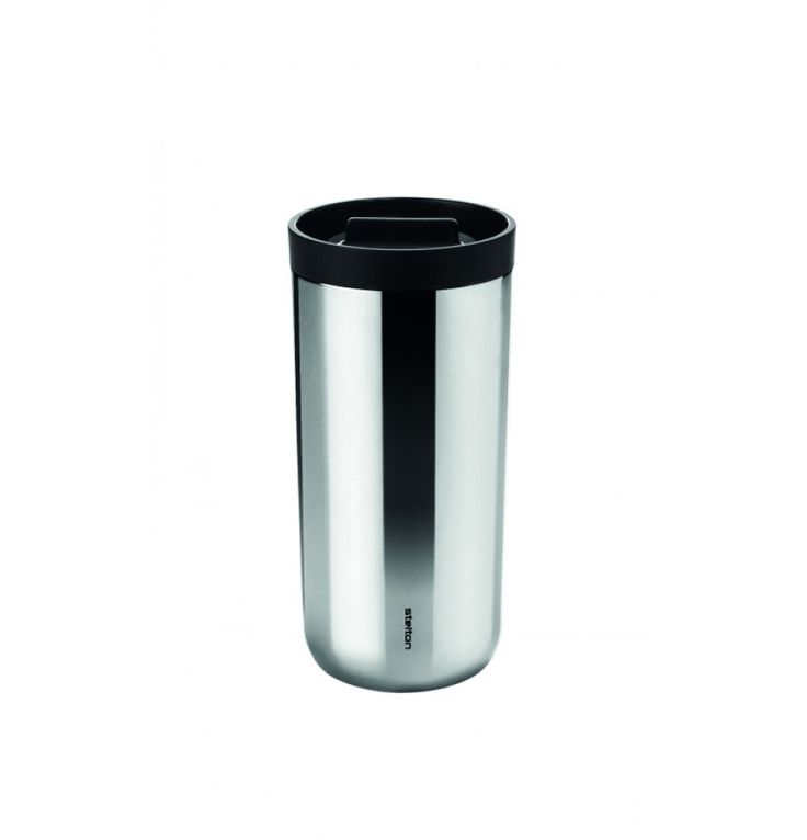 Kubek termiczny 0,45 L MIRROR - Hot Metal - DECO Salon #cup #thermos #gift #forher