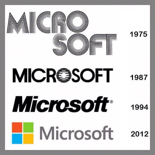 Best How Tech Company Logos Have Changed Images On Pinterest - Altered famous logos appear as if theyre effected by the products they sell
