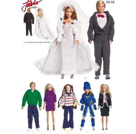 Kläder till Barbie