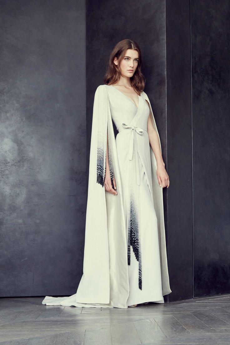 Alexis Mabille Fall 2015 Couture Fashion Show - Lis van Velthoven (Supreme)