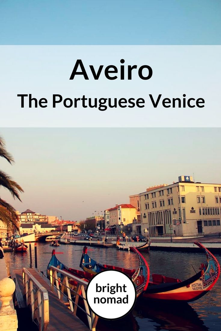 Aveiro - a Beautiful Day Trip from Porto