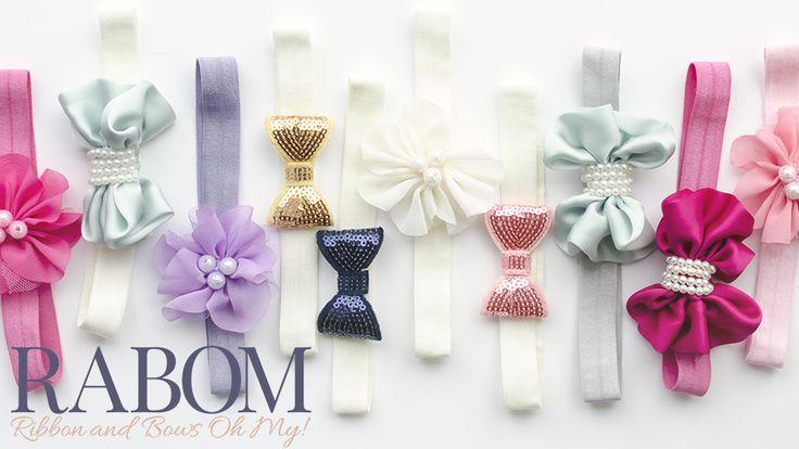 newshabbybowflowertutorial   Ribbon And Bows Oh My!