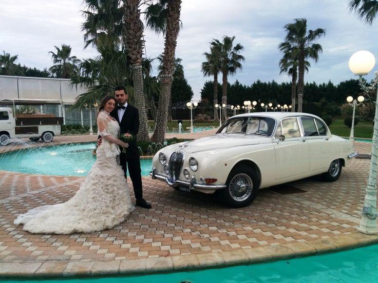 Noleggio auto matrimonio Lecce e Brindisi