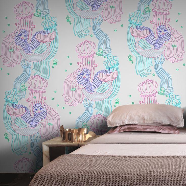 Medusa mermaid on Feathr.com
