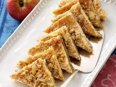Fru van den Bos äppelcheesecake Receptbild - Allt om Mat