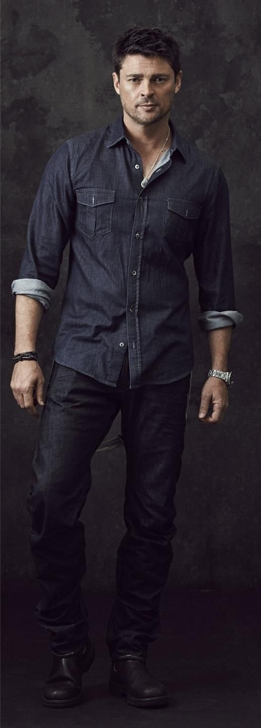 Karl (Almost Human promo photo)  *.*