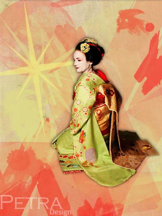 European Geisha