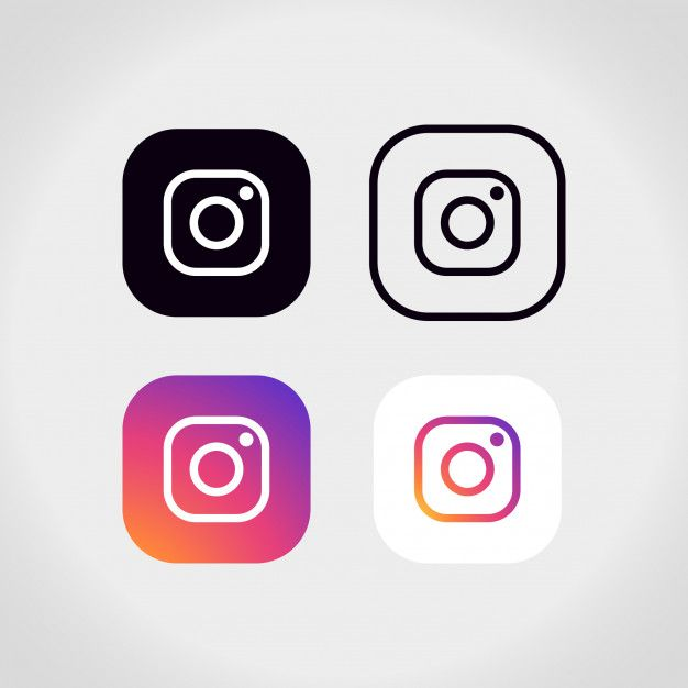 Download Instagram Logo Collection For Free In 2020 Instagram