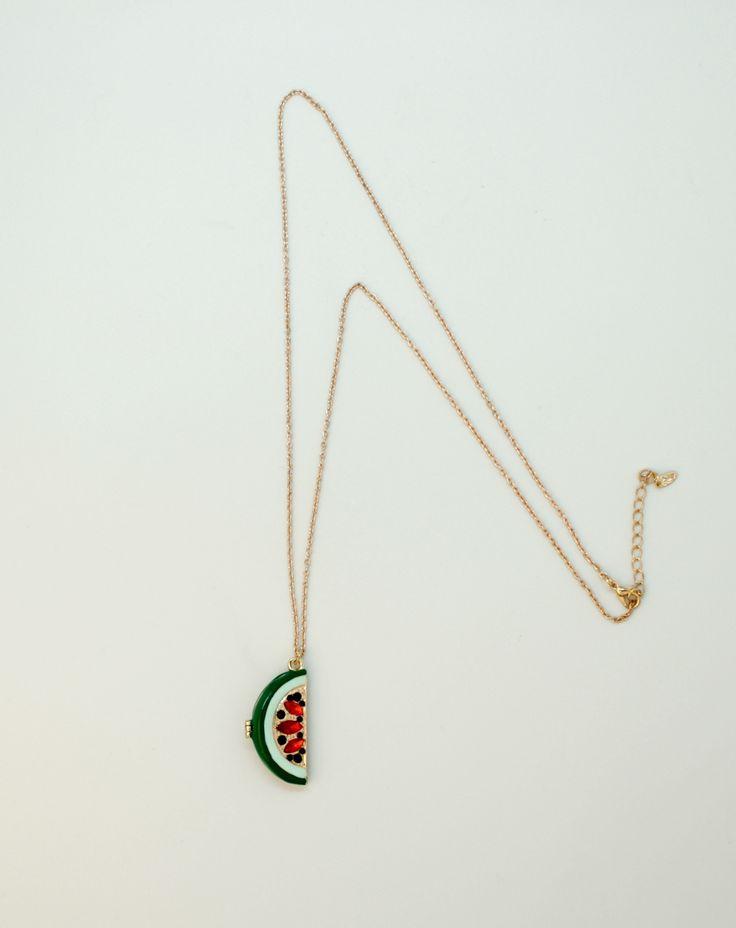 Fruit Necklace - Watermelon