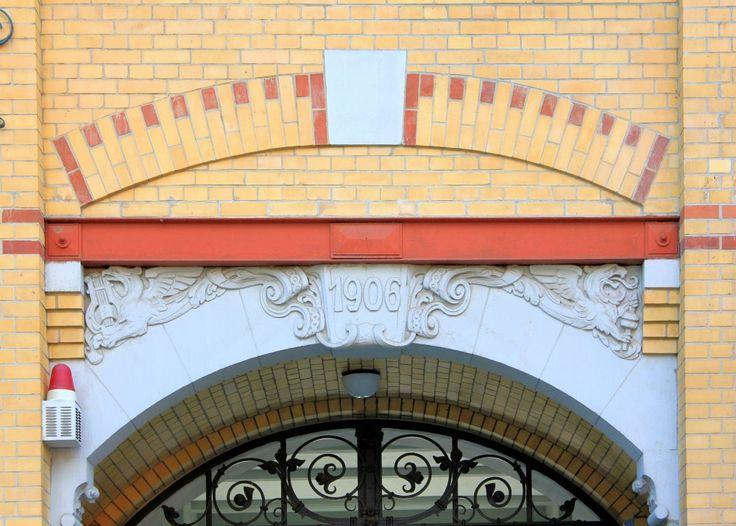 industriebauten architektur   Industriebauten in der Ostvorstadt (Leipzig, Zentrum-Ost ...