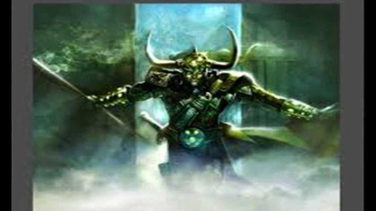 Loki y las manzanas de la vida - Mitología Nórdica - YouTube