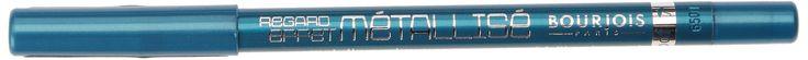 Bourjois Regard Effect Metallise Eyeliner Pencil - 54 Bleu Clinquant. Bourjois Regard Effect Metallise Eyeliner Pencil - 54 Bleu Clinquant.