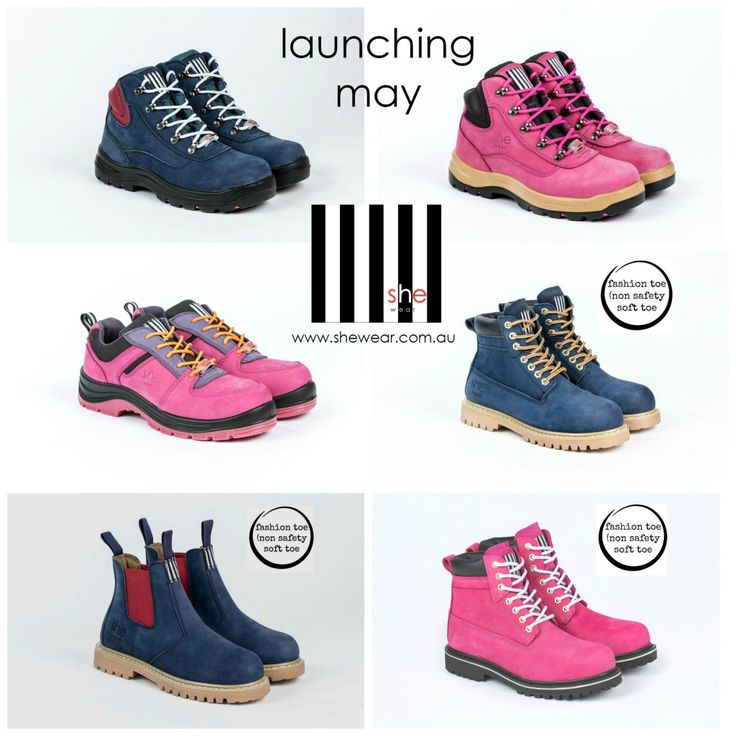 welcome to our she wear australia site where you can find safety footwear & workwear .. designed by women, just for women
