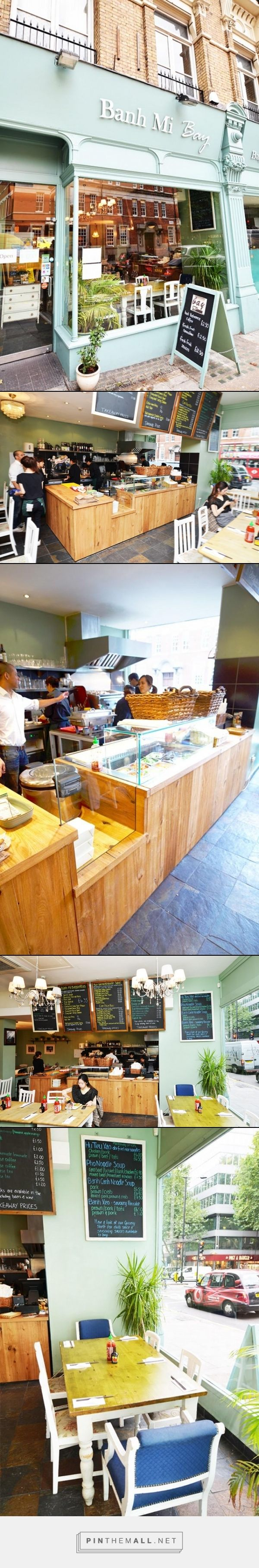 Catersales designed and fabricated custom wooden front counters for popular Vietnamese restaurant Banh Mi Bay  #DiningCafé #Holborn #VietnameseDishes #FrontCounters #BarCounters #Oak