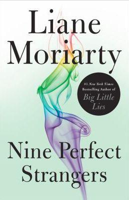 Liane moriarty new book nine perfect strangers