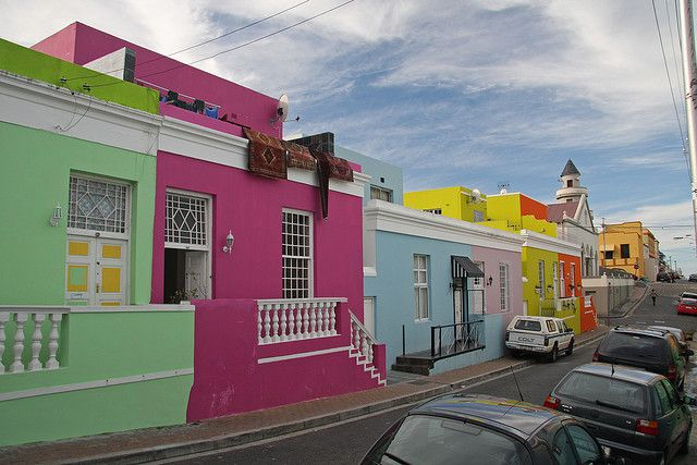 Bo-Kaap, South Africa: Multicultural hues