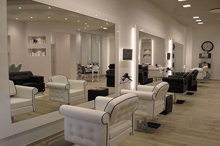 Oltre 25 fantastiche idee su nomi salone parrucchiere su for Gamma arredamenti parrucchieri