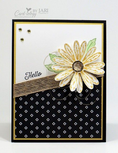 Stampin' Up! Daisy Delight Sneak Peek