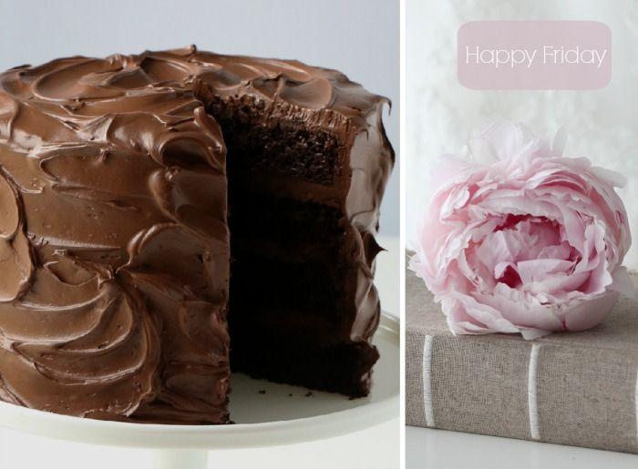 Licorice Chocolate Cake!