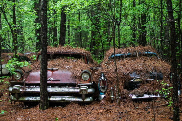 Old Car City Atlanta | Photograph Old Car City USA by Peter Teoh on 500px  .@Jorge Cavalcante (JORGENCA)