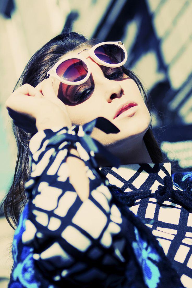 Vintage Fashion, Model - Carla Jackson