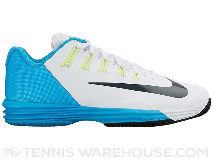 online retailer b2bb6 5f582 ... Nike Lunar Ballistec 1.5 WhBlVolt Mens Shoe Nike Lunar Ballistec Mens  Tennis ...