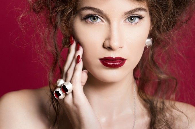 Re : Red by Moogu Contemporary Jewellery / AW 2014-2015 Campaign