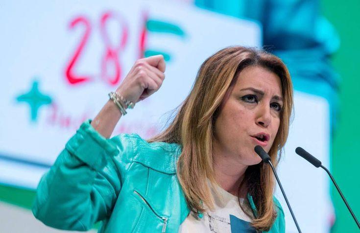 El PSOE ganaría las elecciones y Ciudadanos sería la segunda fuerza en Andalucía