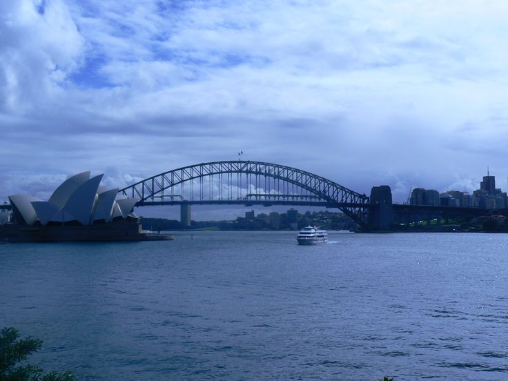 Golden gate bridge and of course the Opera House. Sydney