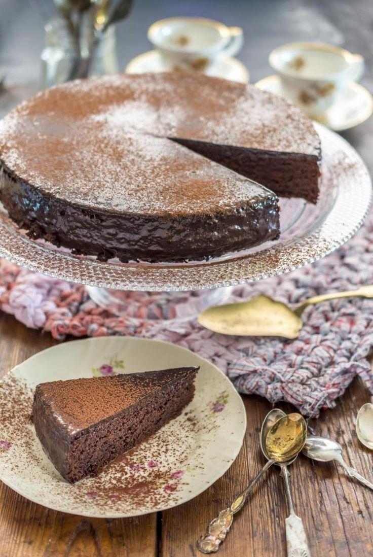 Ruis-suklaakakku | Perinneruokaa prkl (Maku.fi)