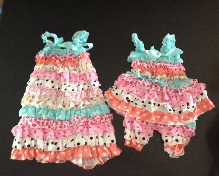 Matching sister outfits from Zullily