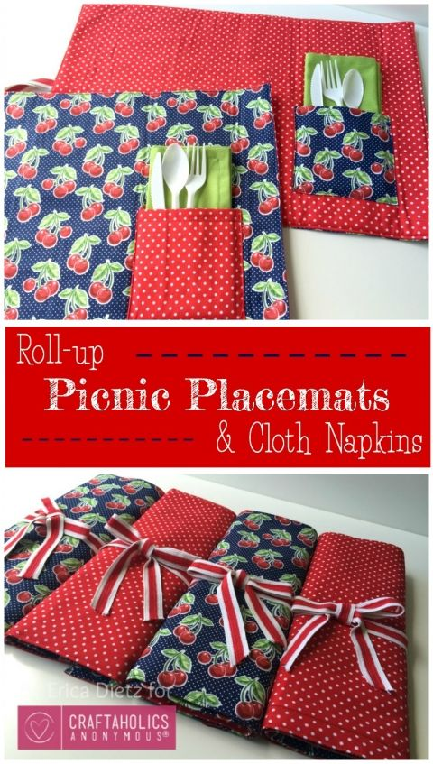 placemats+and+napkins