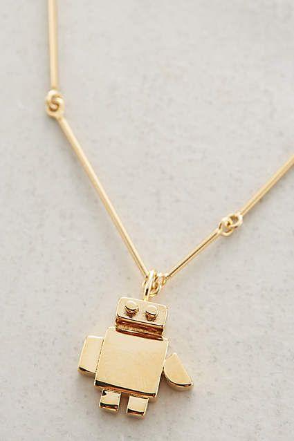 Automaton Necklace