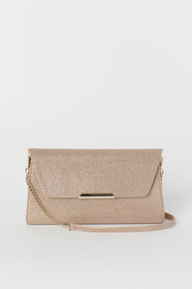 7fd0b1979 Glittery Clutch Bag in 2019 | Shopping | Clutch bag, Bags, Leather