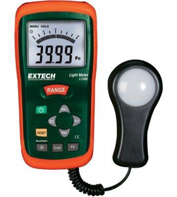 EXTECH LIGHT METER, LT300 https://www.labbazaar.in/extech-light-meter-lt300.html