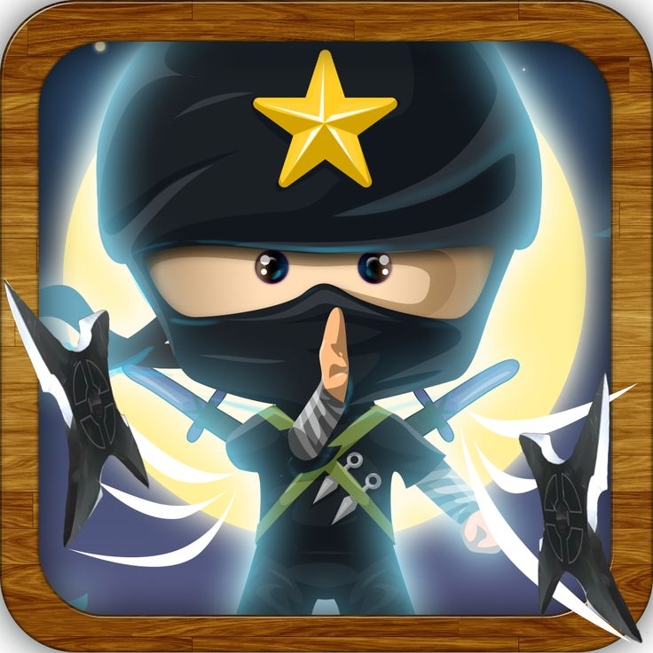 ninja game icon