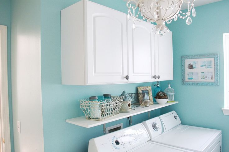 shelf over the washer and dryer dirty laundry pinterest. Black Bedroom Furniture Sets. Home Design Ideas