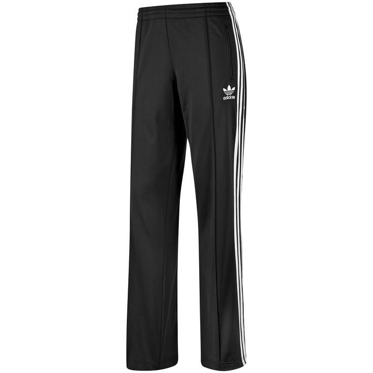 Women\u0027s Firebird Track Pants, Black / Running White