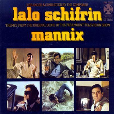 Lalo Schifrin's MANNIX