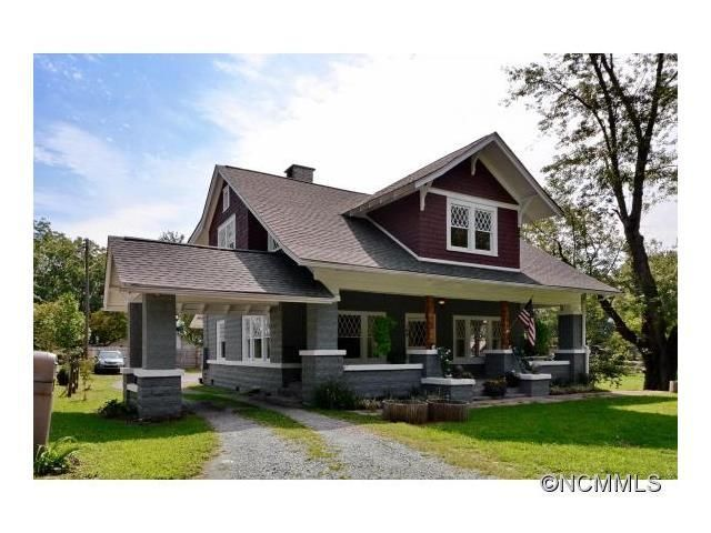 Historic Homes For Sale In Brevard Nc